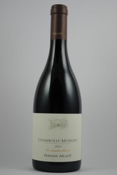 2015 Chambolle-Musigny, Arlaud